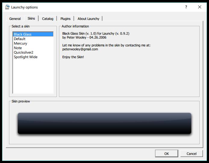 Launchy-实用的电脑快速启动软件